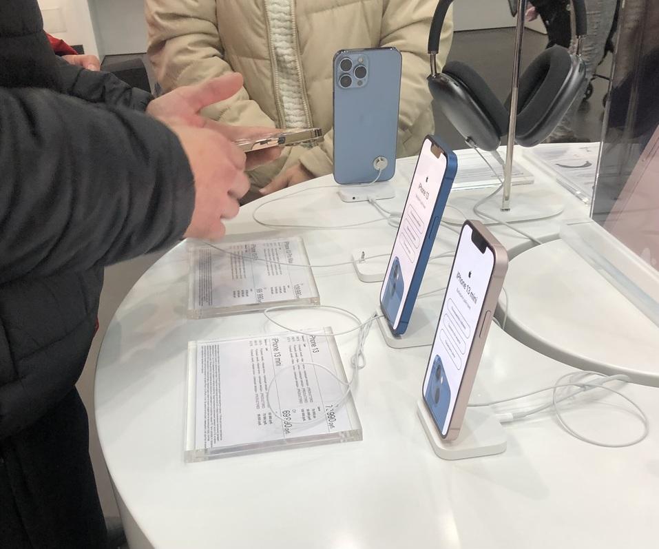 «Все хотят новый айфон, но за минимальные деньги» 2