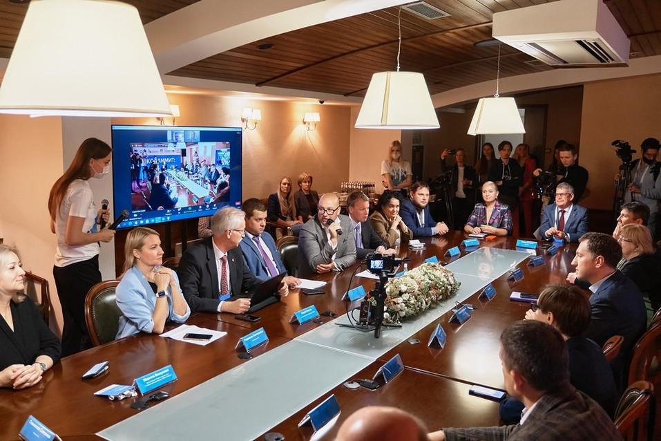 Быть экологичным выгодно: что обсуждали эксперты Международного экосаммита в Красноярске 2