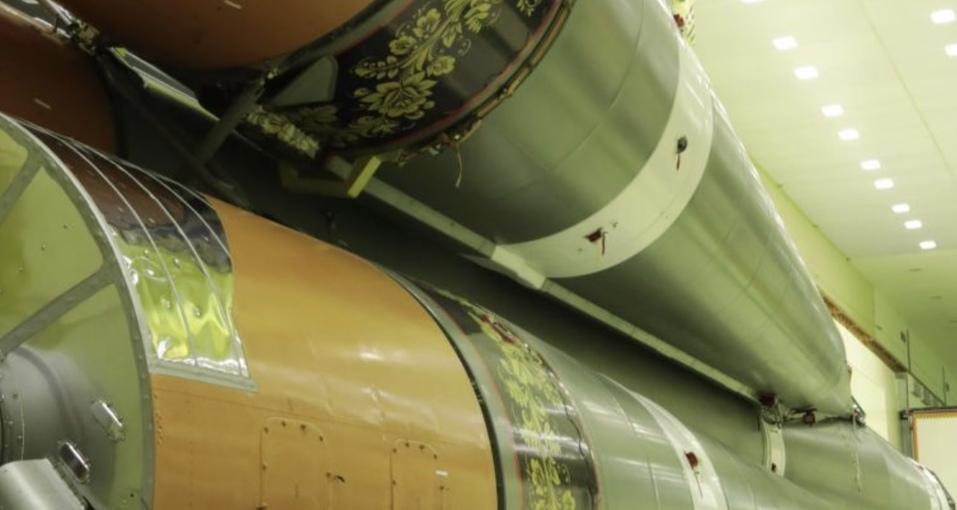 Нижегородская хохлома готова к отправке в космос 1
