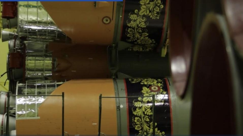 Нижегородская хохлома готова к отправке в космос 2
