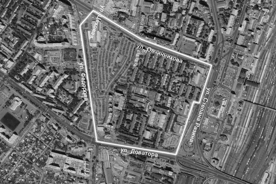 Жителей трёх челябинских районов для будущей реновации опрашивают урбанисты 3