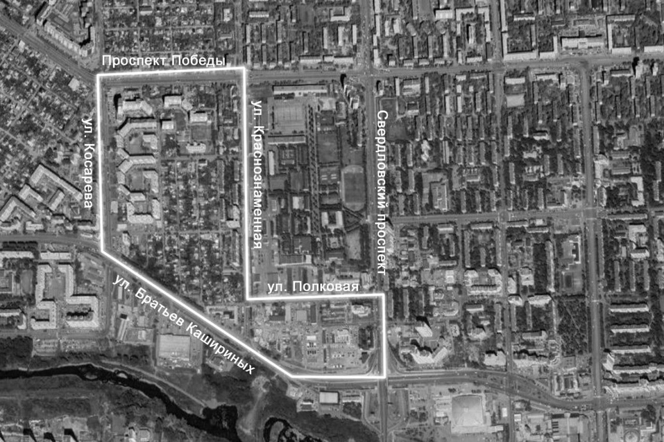 Жителей трёх челябинских районов для будущей реновации опрашивают урбанисты 1