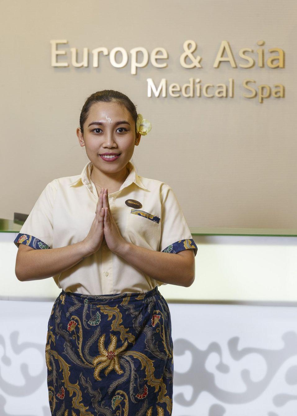 Балийский мастер Медикал СПА «Европа-Азия»