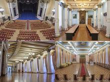 «Дом офицеров» сохранил свое величие со времен маршала Жукова
