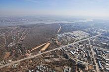 Смотровая площадка с видом на третий мост через Обь появится в Новосибирске