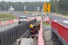 Четыре полосы появятся еще на 15 км трассы Челябинск — Екатеринбург