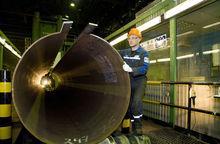"""ВМЗ расширяет производственные возможности для реализации проекта """"Южный поток"""""""