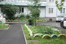 В Свердловском районе Красноярска в этом году отремонтируют 33 двора