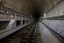 КрасЖД запустила самый длинный тоннель в Красноярском крае