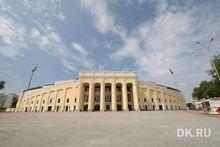 Минспорта назвало новые сроки закрытия Центрального стадиона на реконструкцию