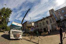 Возможный снос зданий завода Danone в Новосибирске встретил протест
