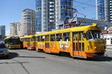 В Екатеринбурге назвали затраты на обновление общественного транспорта к ЧМ по футболу