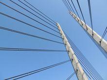 Бугринский мост будут проверять лазером