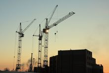 В Новосибирске начинается кризис перепроизводства жилья