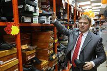 «Обувь России» стала владельцем всех магазинов «Россита»