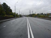 В Новосибирске сдана часть магистрали до жилмассивов Родинки и Снегири