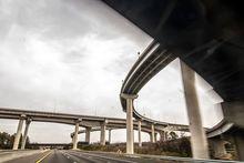 Крупные новосибирские компании модернизируют аварийный участок Бердского шоссе