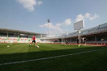 Закрытие Центрального стадиона на реконструкцию снова отсрочили