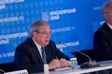 Депутаты предложили дату инаугурации губернатора Красноярского края