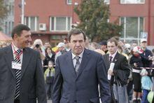 Владимир Городецкий официально вступил в должность новосибирского губернатора