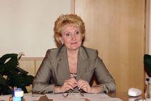 Сенатором от Новосибирской области стала Надежда Болтенко