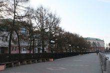 На набережной Екатеринбурга вместо завода будут люксовые апартаменты