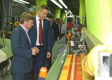 Константин Кузин рассказал о проблемах легпрома делегации минпромторга