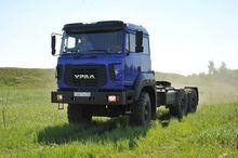 Автозавод «Урал» модернизировал свои легендарные автомобили