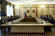 Виктор Толоконский представил состав нового правительства Красноярского края