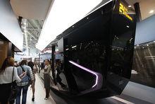 Инновационный трамвай УВЗ отправится на выставку в Москву