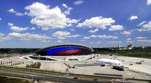 FIFA признала «Казань-Арену» готовой к проведению футбольного чемпионата