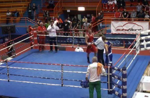 Хорватский боксер избил рефери за техническое поражение