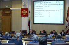 Челябинская область вернулась к одноглавой системе управления