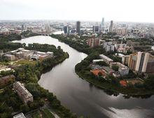 На акватории Городского пруда могут появиться острова с небоскребами
