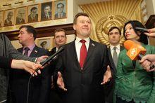 Первым секретарем Новосибирского обкома КПРФ снова стал Анатолий Локоть