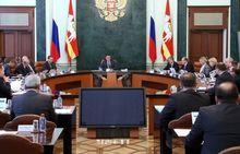 В Челябинской области представили прогноз развития на три года