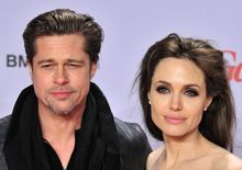 Анджелина Джоли боится за Украину