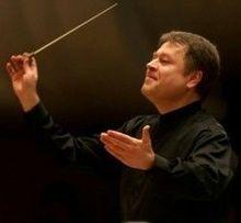 Марк Кадин останется дирижером Красноярского симфонического оркестра
