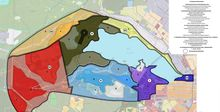 Мэрия опубликовала план застройки территории на 8 км к западу от Екатеринбурга / ПРОЕКТ
