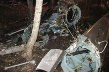 Нижегородские бизнесмены погибли при крушении вертолета в Кстовском районе