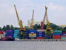 В Ростовской области заморожен проект багаевского речного порта