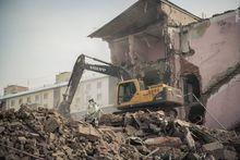 Danone в Новосибирске все-таки снесли