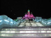 На набережной Енисея в Красноярске откроется ледовый кинотеатр