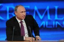 Пресс-конференция В. Путина 18.12. 2014, смотреть онлайн: об отношениях с Турцией и Китаем