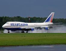 «Трансаэро» объяснила временную приостановку рейсов из Кольцово в Домодедово