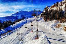Девальвация противоречиво отразилась на уральских горнолыжных курортах