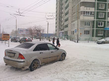 Снегопады парализовали транспортное движение в Казани  и РТ