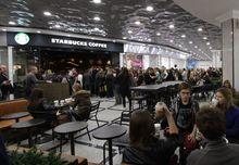 В Кольцово откроются два новых ресторана Starbucks и «Елки-Палки»