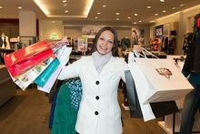 Продажи в магазинах резко упали в январе