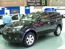 Старт продаж автомобилей Haval в Челябинске намечен на март